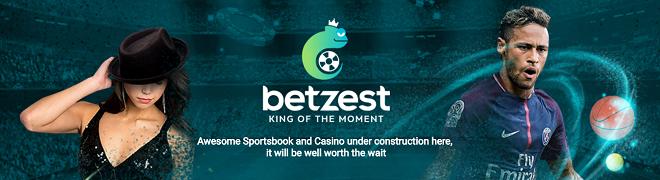 Betzest Casino banner image
