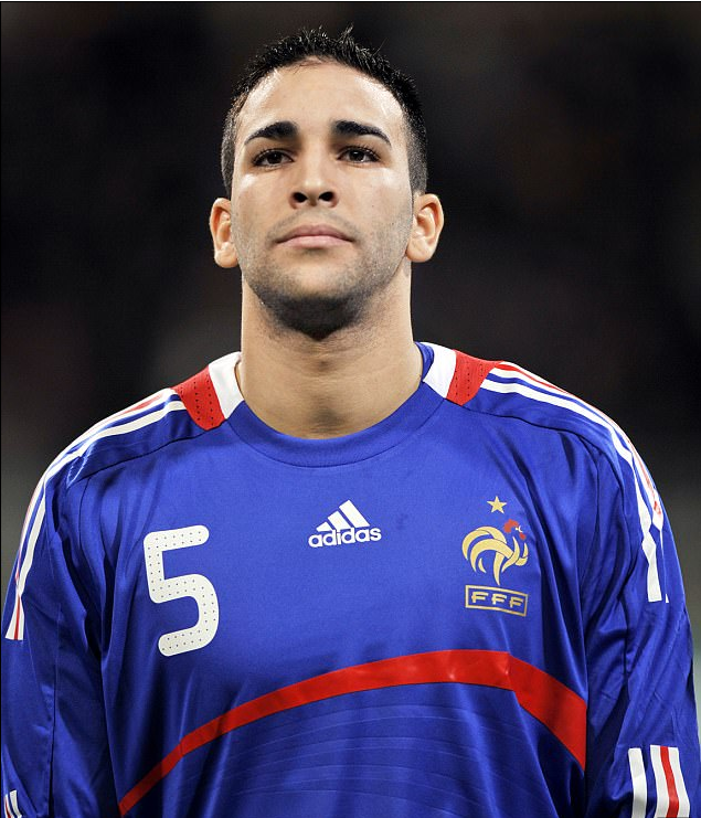 Adil Rami: Pamela Anderson And Adil Rami In Love And Moved Together