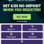 BETZEST™Bonus$/€ 5 No Deposit Required
