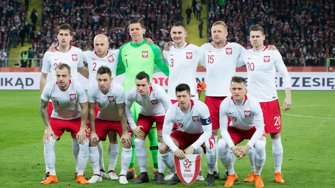 Bet on POLAND VS SENEGAL