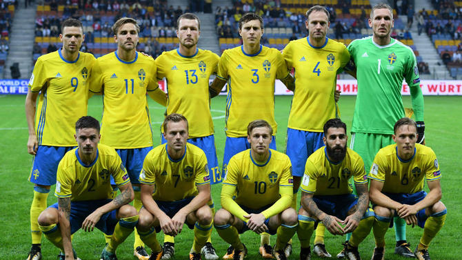 Bet on Sweden vs South Korea
