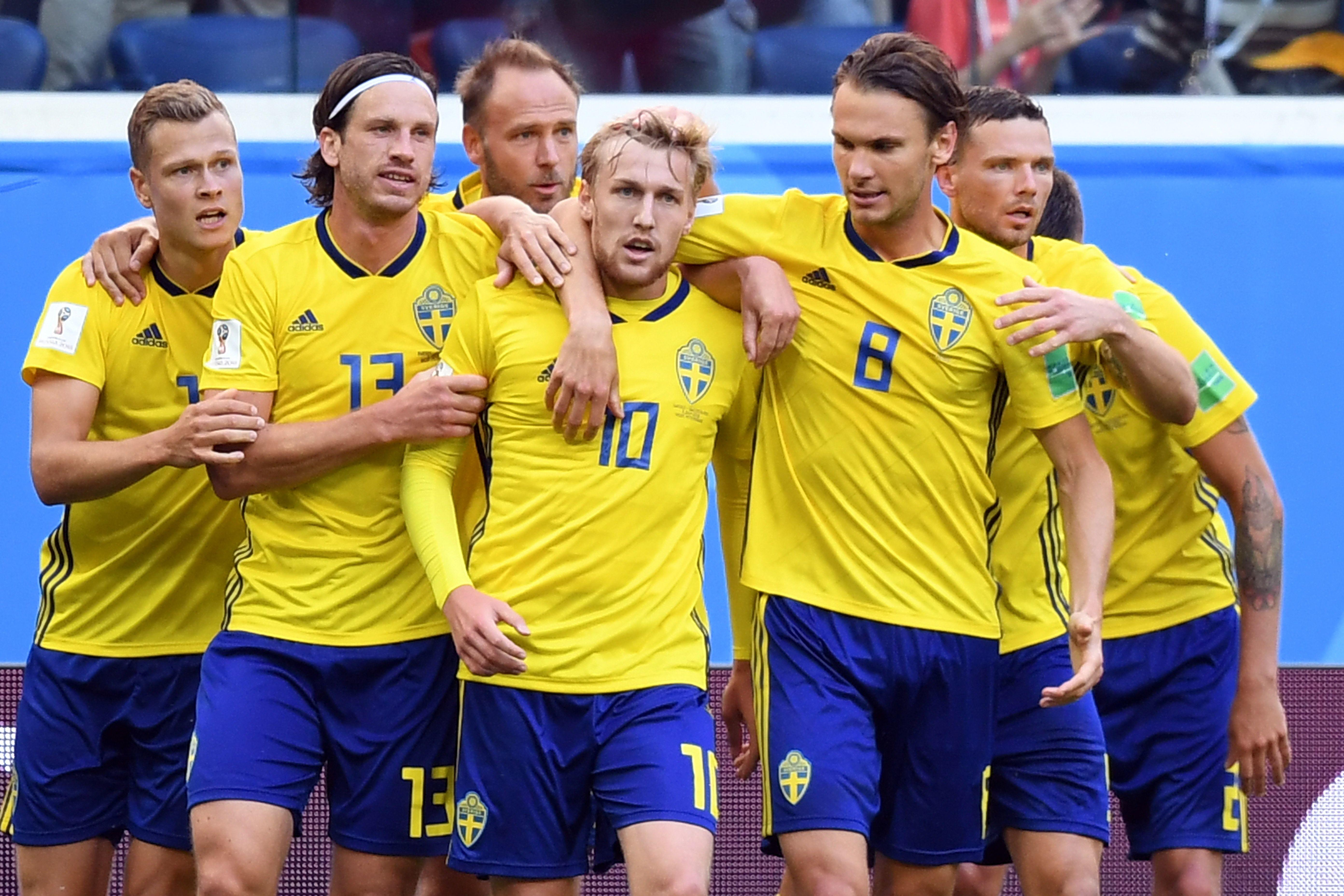 Bet on Sweden vs England