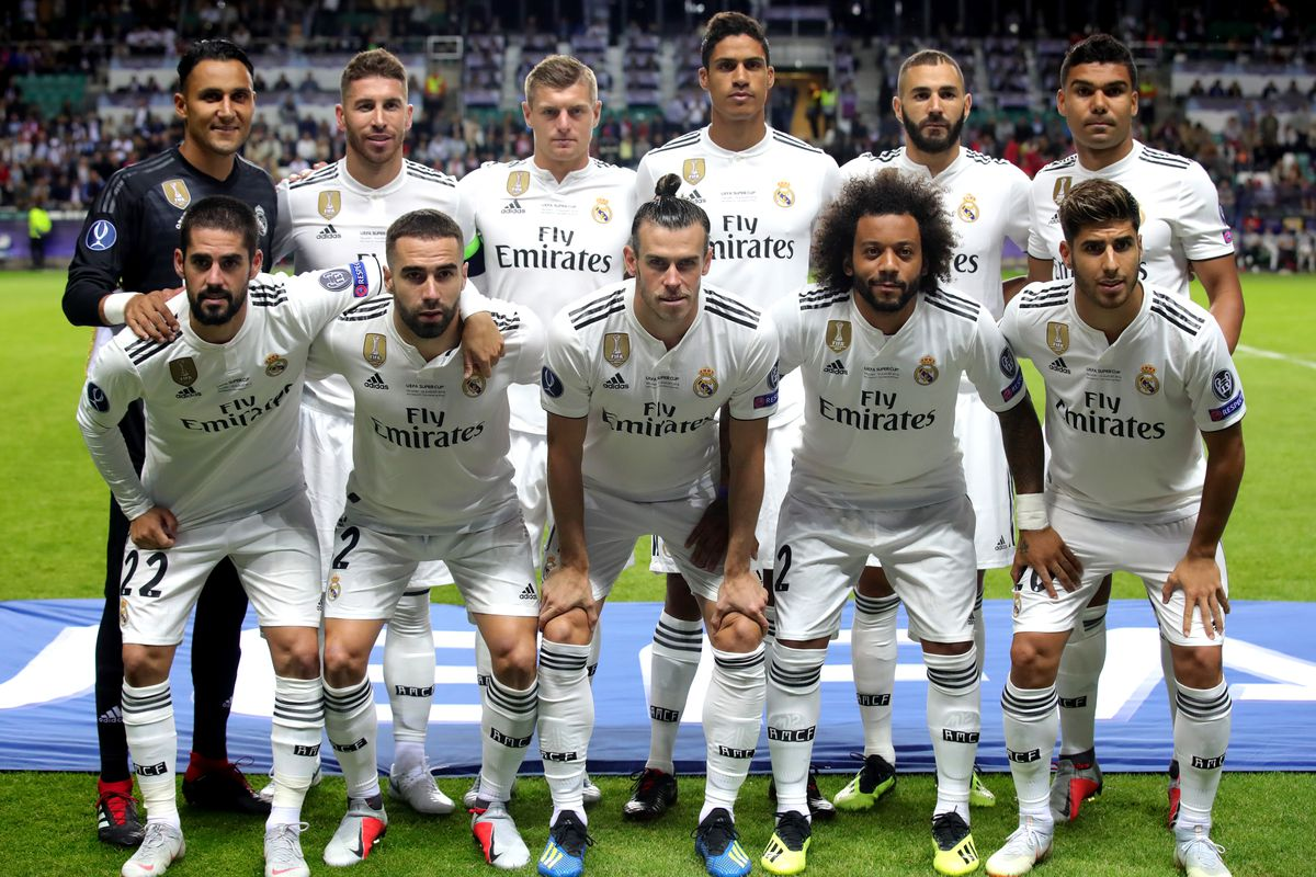 Real Madrid TransfergerГјchte