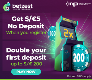 Betzest €200 Bonus