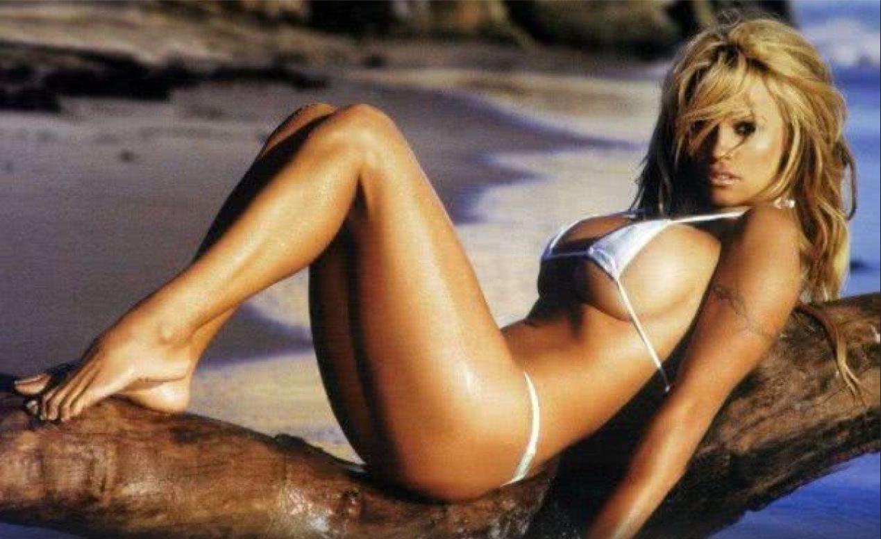 PHOTO HOT >> Pamela Anderson