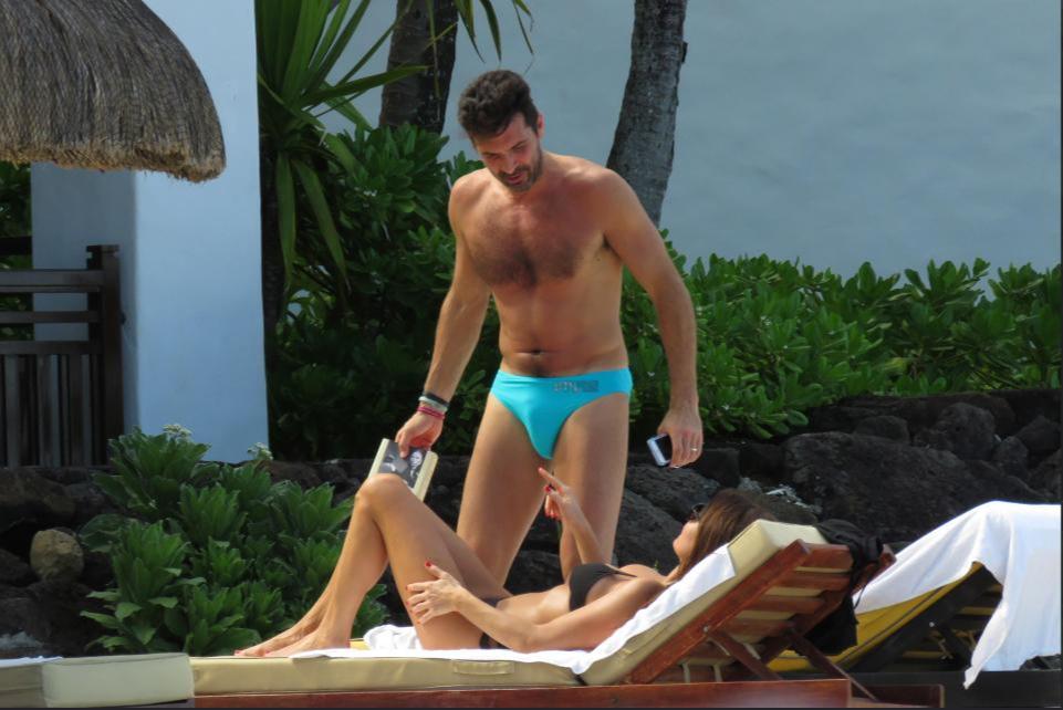 PHOTO HOT >>  Gigi Buffon &  Ilaria D'Amico