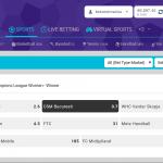 Bet on Handball