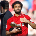 Mo Salah breaks Premier League records