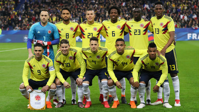 Bet on Colombia vs Japan