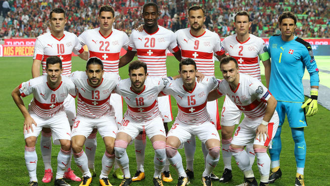Bet on World Cup: Brazil vs Switzerland
