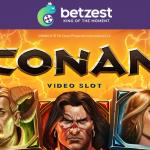Play conan video slot