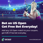 Free Bet US Open