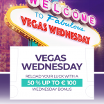 Vegas Wednesday Bonus