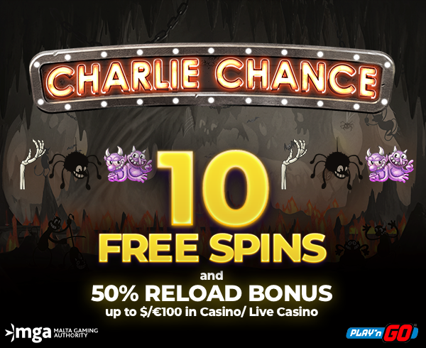 Charlie Chance Video Slot Review